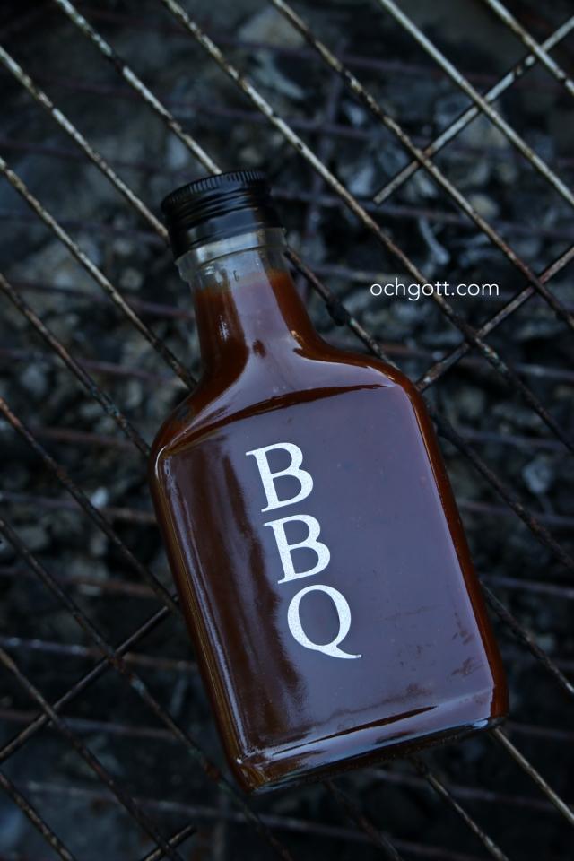 Hemmagjord BBQ-sås - Foto: Britt-Marie Knutsson