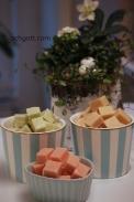 Mintfudge, skumtomtefudge och bilfudge