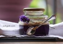Lavendelsirap
