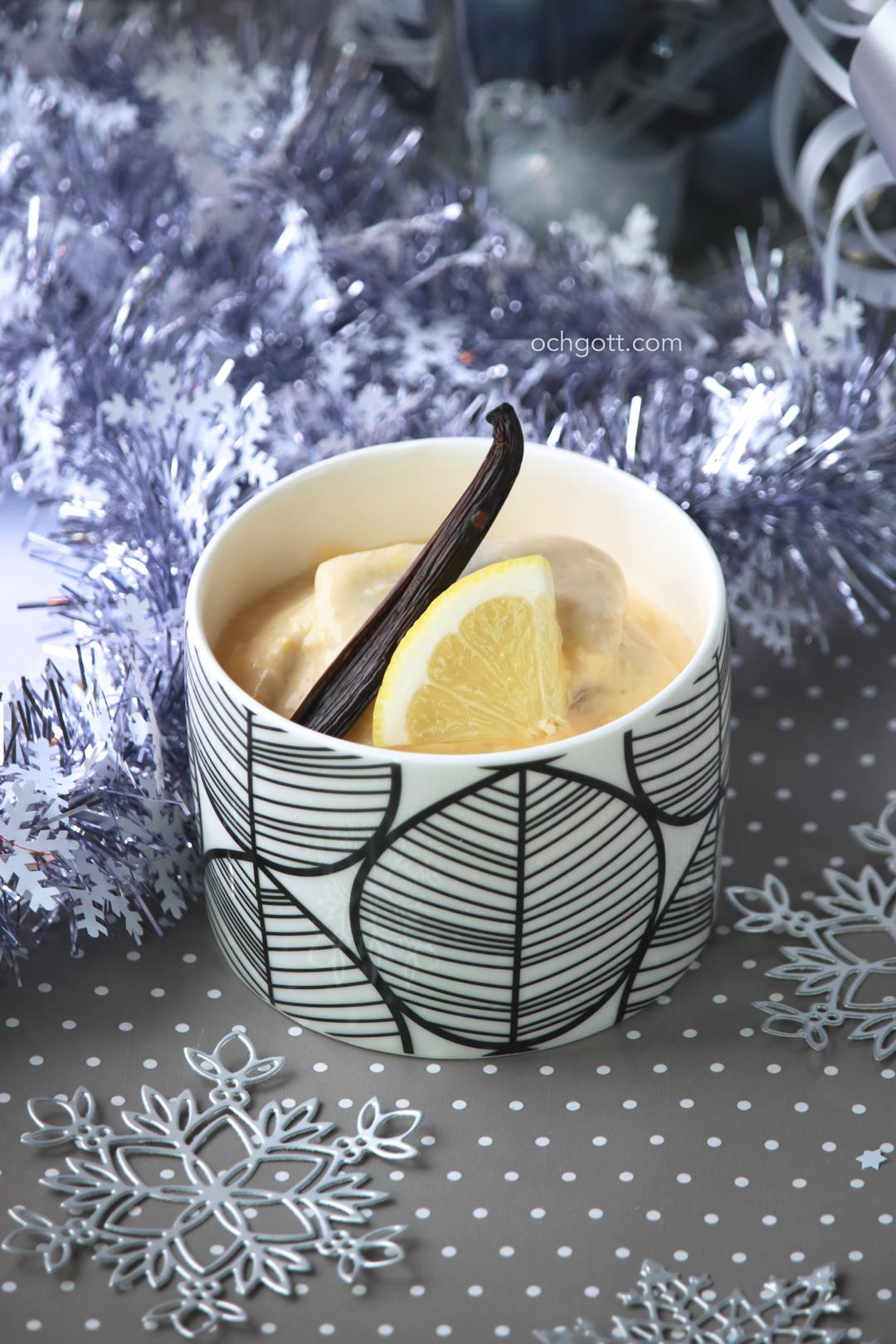 Citron- och vaniljsill - Foto: Britt-Marie Knutsson