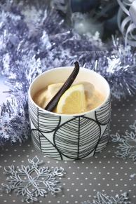 Citron- och vaniljsill
